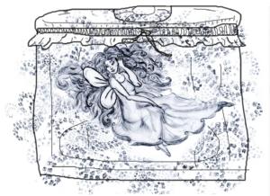Fairy in A jam jar
